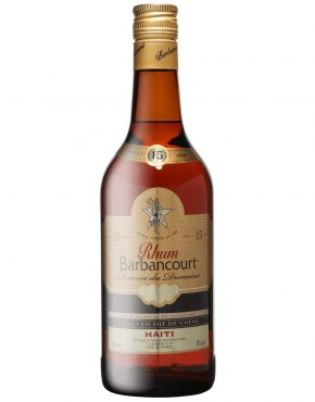 Barbancourt Extra old Rum 15yrs 43% 750ml