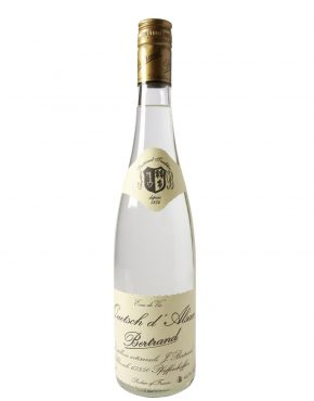 Bertrand Eau de Vie Quetsch (Blue Plum spirit) 45% 700ml