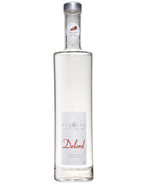 Delord Blanche d'Armagnac (clear, non-aged) 42% 700ml
