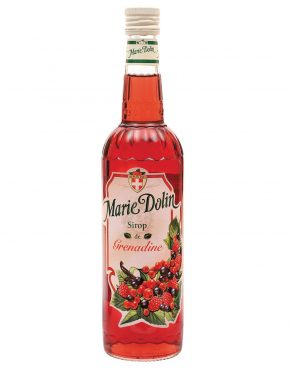 Marie Dolin Sirop de Grenadine (Pomegranate cordial) 700ml