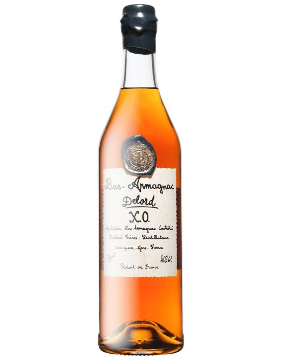 Delord Bas-Armagnac XO 10 years 40% 700ml