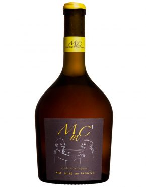 Grosperrin MMC 1 Mistelle-type Pineau des Charentes 7yrs (Fresh grape juice + cognac) 17% 750ml