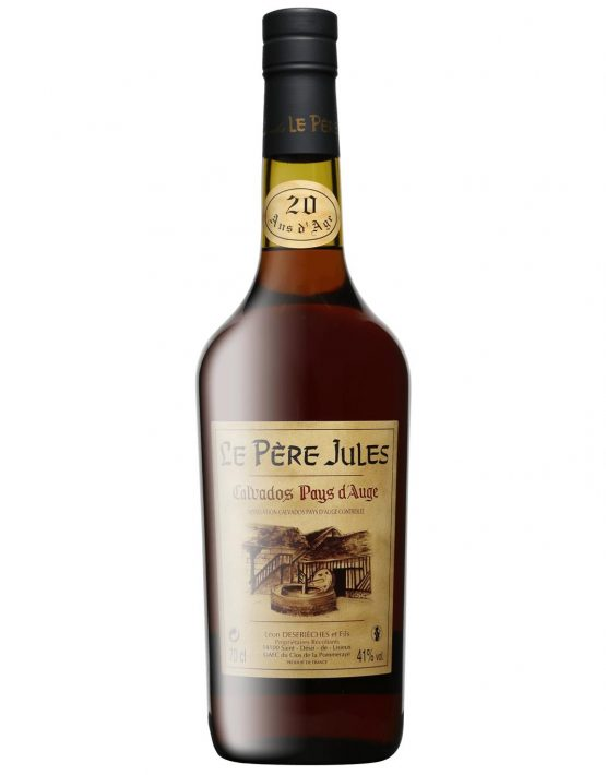Pere Jules Calvados Pays d'Auge 20yrs+ 41% 700ml