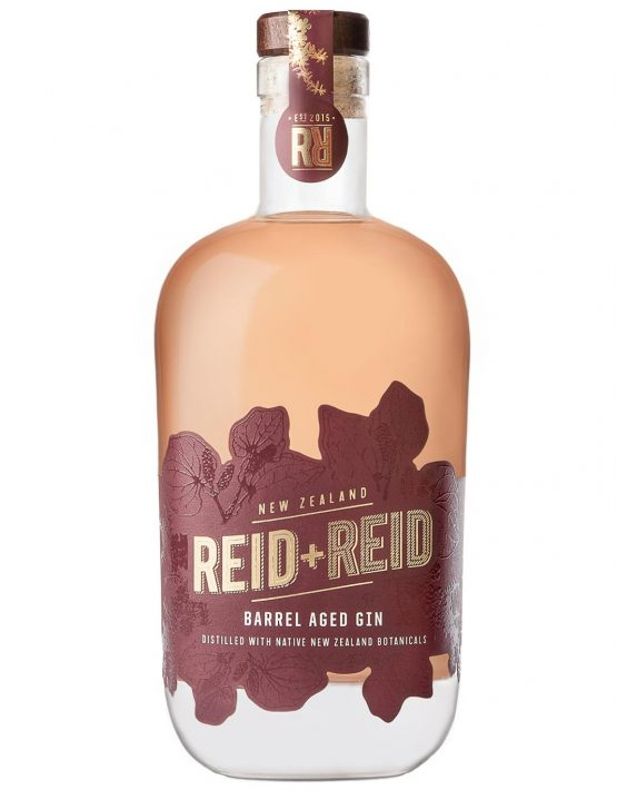 Reid+Reid Barrel Aged Gin 42% 700ml - SPIRITS OF FRANCE
