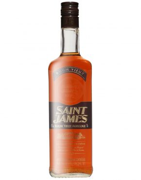 St James Rum Agricole Vieux (Old) 40% 700ml
