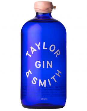 Taylor and Smith Gin 40% 500ml