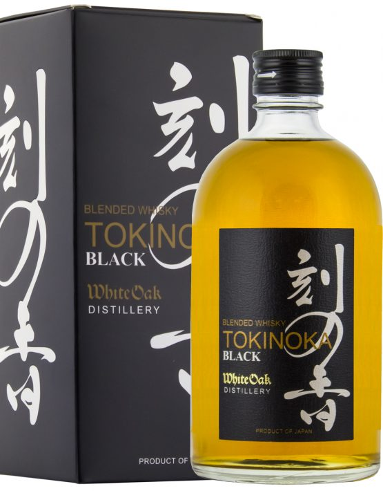 Tokinoka Black Japanese Whisky 50% 500ml